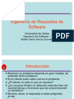 Ingenieria Requisitos Software