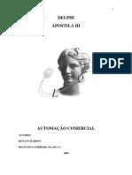 Apostila III - Delphi