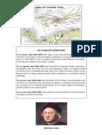 Los 4 viajes de Cristóbal Colón