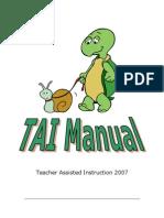 T_A_I_Manual