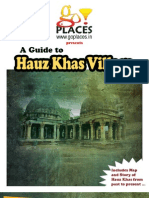 A Guide to Hauz Khas Village by Go!Places | www.goplaces.in