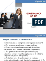 Webcast Governanca de TIC v3 1