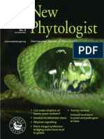 Water Drop on Leaf NewPhytologist With Cover 0