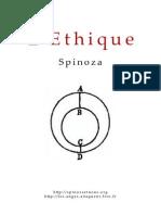 Spinoza,Ethique
