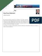 GMO Quarterly Letter Aug 2011