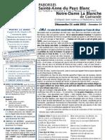Bulletin SAPB&NDLB 110821