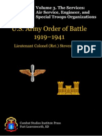 US Army Order of Battle 1919–1941 Vol3