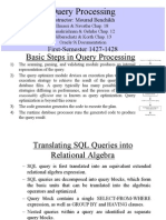 Chap3 Query Processing