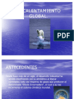 El Calentamiento Global Gees[1]