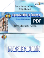 La Produccion de Arroz en Santa Cruz Periodos 2000-2008