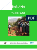 Banana Teaching Guide for Primary Schools