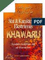 Sifat Karakteristik Ekstrimis Khawarij