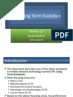 LTE-Long Term Evolution-RazibMollick