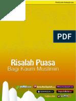 Risalah Puasa Ramadan