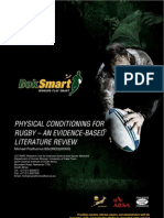 BokSmart - Physical Conditioning for Rugby - Evidence Based Review