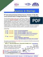 ARLA Rotor Dynamics Seminar 1 Copy