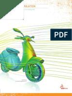 Solid Works Simulation TriFold Datasheet 2011