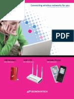 WiMAX tech