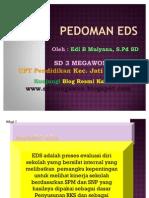 Pedoman Penyusunan Evaluasi Diri Sekolah-Madrasah (EDS-M) SD 3 Megawon