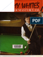 Jimmy White - Snooker Master Class