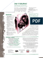 (eBook Game) - Call of Cthulhu (D20) - New Monsters