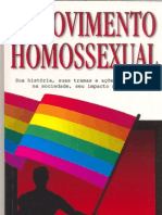 O Movimento Homossexual