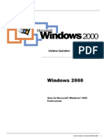 Guia de Evaluacion Windows 2000 Profesional