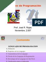 Tema1 Lenguajes de Programacion