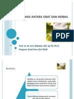 5. Interaksi Antara Obat & Herbal-edit