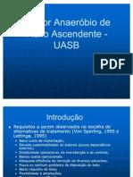 Reator Anaeróbio de Fluxo Ascendente - UASB
