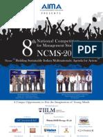 NCMS 2011 Poster