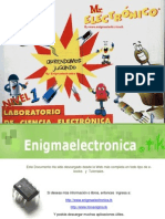 Proyectos CEKIT Electronic A 2 by Enigma Electronic A