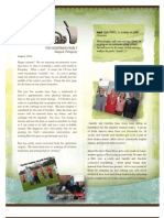 Hagerman Family Newsletter from Paraguay, Aug '11