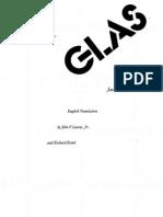 Jacques Derrida - Glas