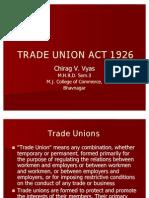 Trade Union Pre 01