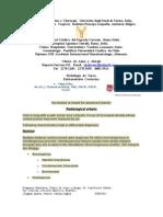 Anotaciones de Radiologia de Thorax Enfermedad Cavitaria Avanzado