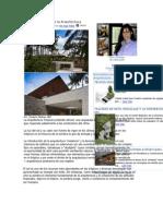 Principios Básicos de la Arquitectura Tropical Reportero del Pueblo Ver mas Fotos