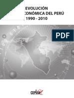Evolución Socioeconomica Del Perú -Ceplan
