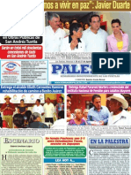 Palestra 20-Agst-2011