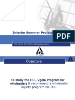 8566558 Itc Project Report Summer Project