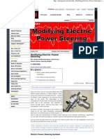 AutoSpeed - Modifying Electric Power Steering