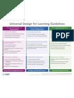 UDL 2_0 Guidelines