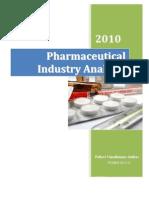 Pharma Sector Analysis