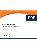 Award Catalog 2011 1st Ed
