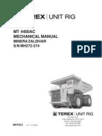 Mechanical Manual Zaldivar