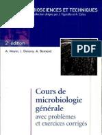 Cours de microbiologie générale