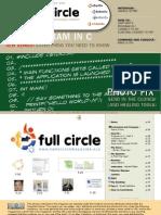 Full Circle Magazine - Issie #17