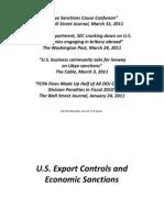 IBT Sanctions