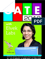 Brochure Elvek - GATE 2012