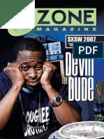 Ozone Mag SXSW 2007 special edition